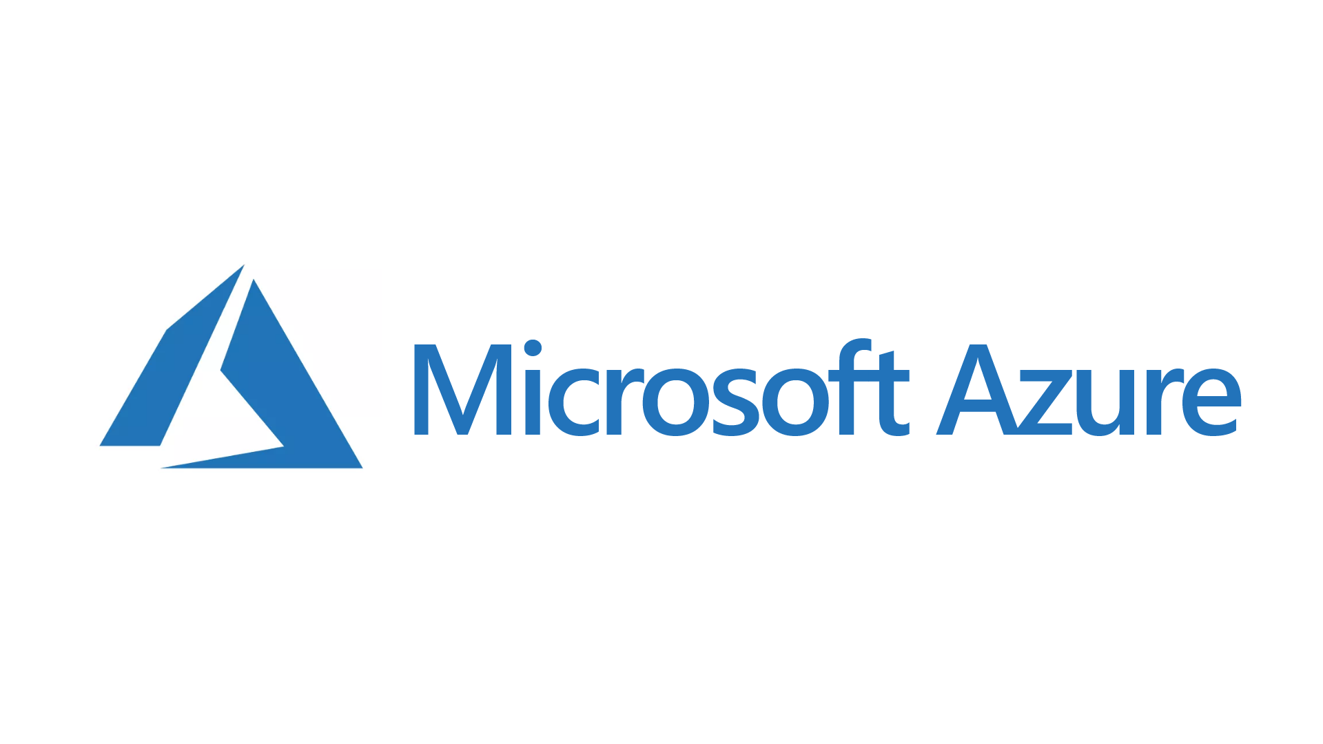 Microsoft Azure 12 Month of Free Service