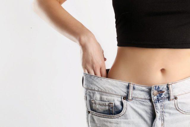 Why did you suddenly want to lose weight?